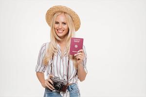 biometrisches Passbild und Passfoto