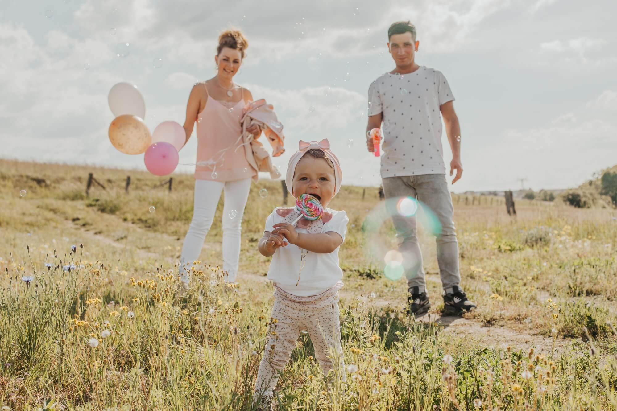 Familienfotos von Scharf Fotografie