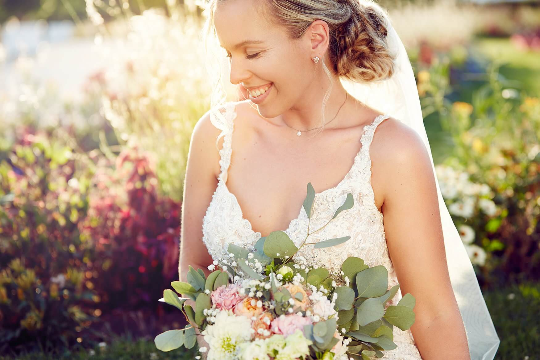Hochzeitsfoto von Maja